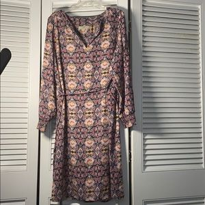 Loft plus dress 20